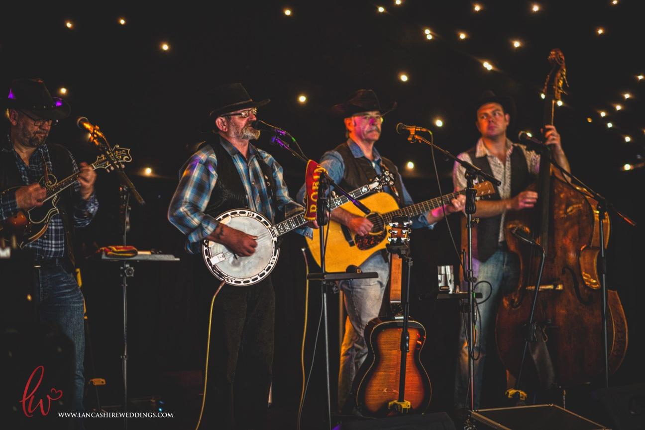 Nunsmere Hall music band