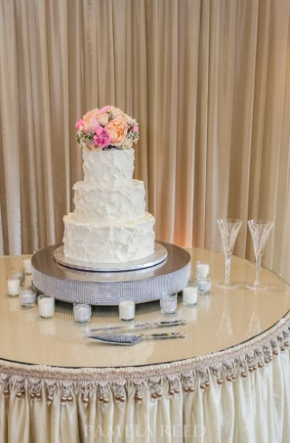New Orleans Wedding Photographer Wedding Cake Pamela Reed