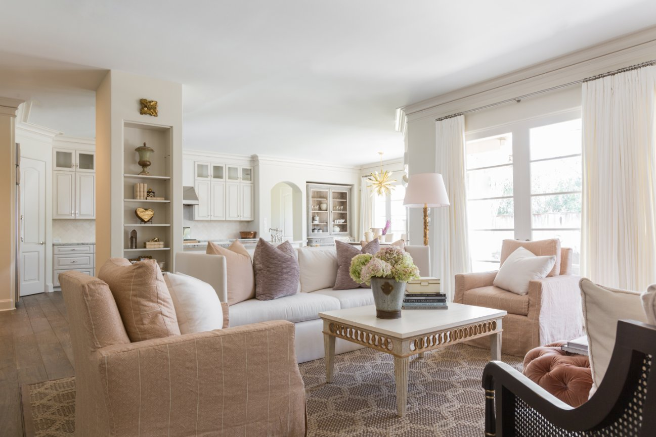 & Heritage Oak Interior Design | Dodson Interiors | Houston TX