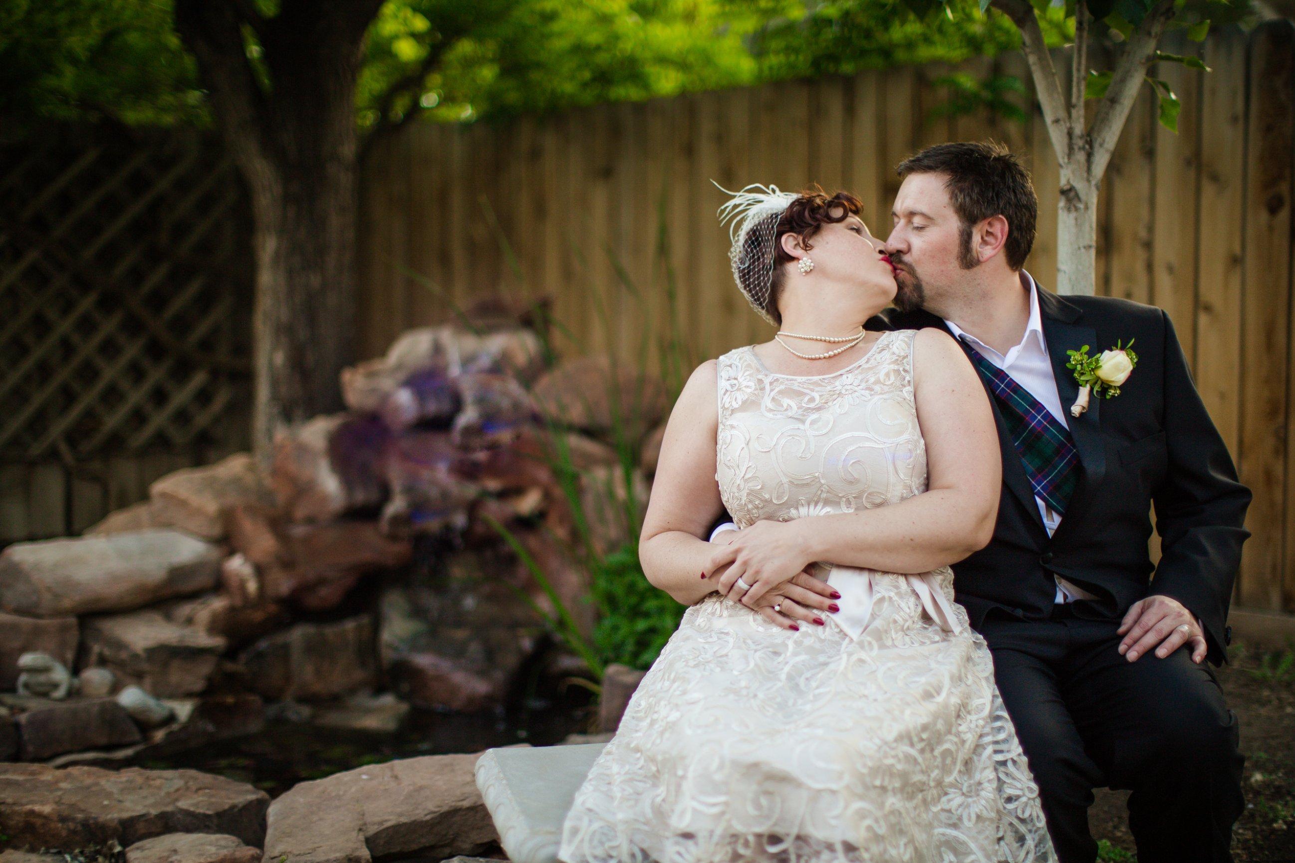Mr  & Mrs  Jones (Albuquerque Wedding Photographer, New