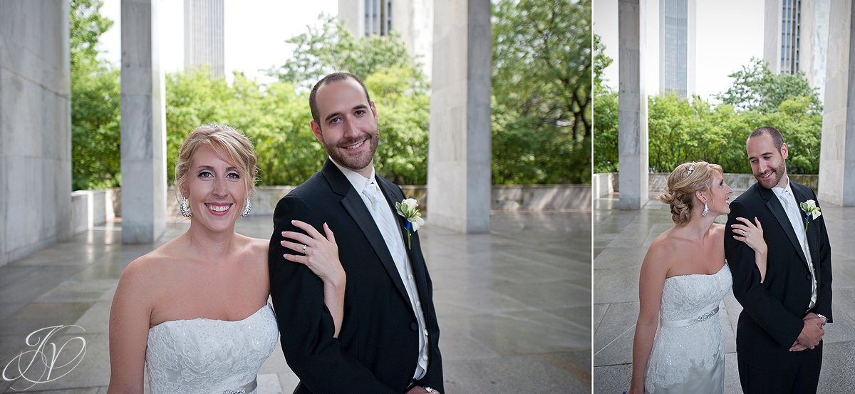 First Look photos, empire state plaza, Albany Wedding Photographer, 11 North Pearl, bridal portrait photography