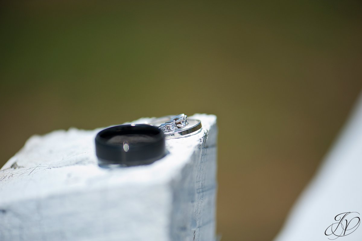 Saratoga Wedding Photographer, upstate wedding photographer, outdoor wedding photo, country themed wedding, wedding detail photo, wedding ring photo