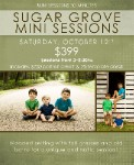 Our 2013 Fall/Christmas Mini Sessions are HERE!