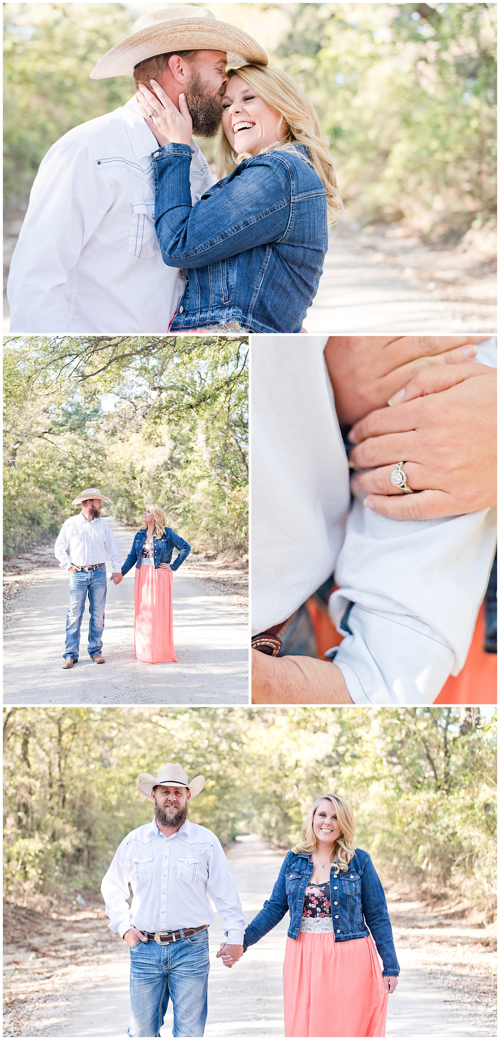 Country Engagement Session in Texas