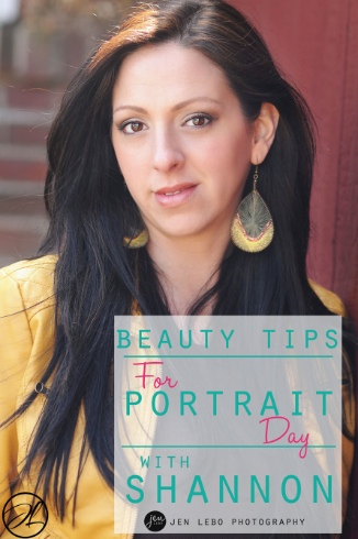Beauty Tips For Portrait Day