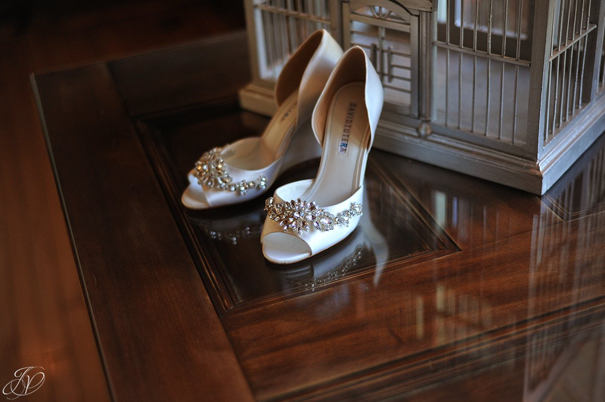 david tutera bridal shoes