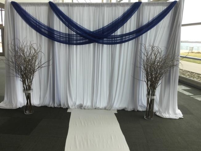 Erie PA Wedding Supply Rentals, Erie PA Wedding Design Services