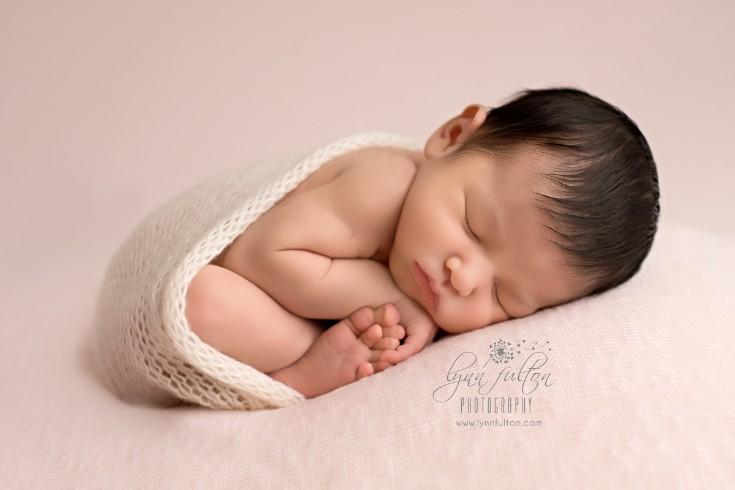 Pretty in Pink - Kitchener Newborn Photographer
