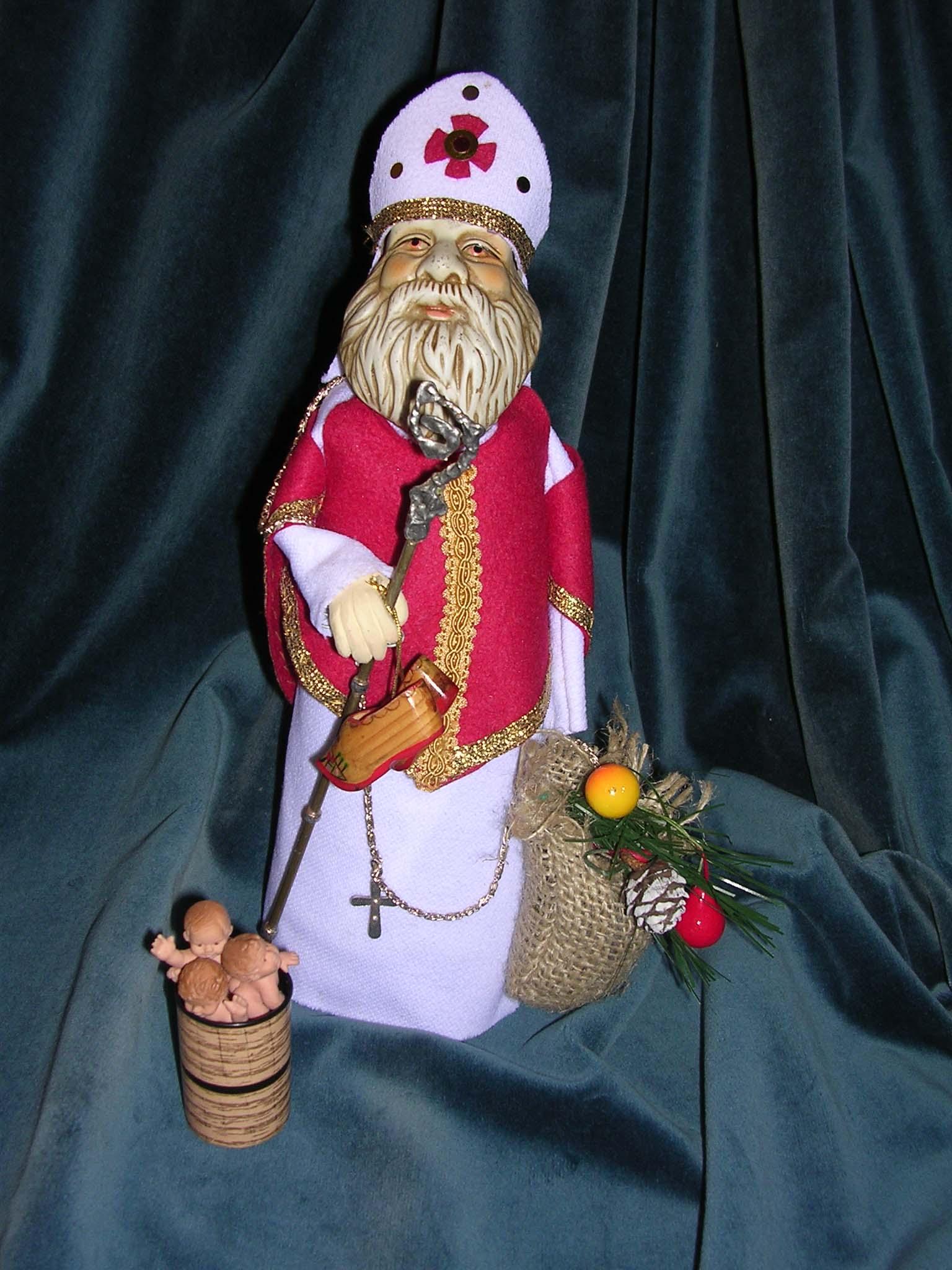 history of santas