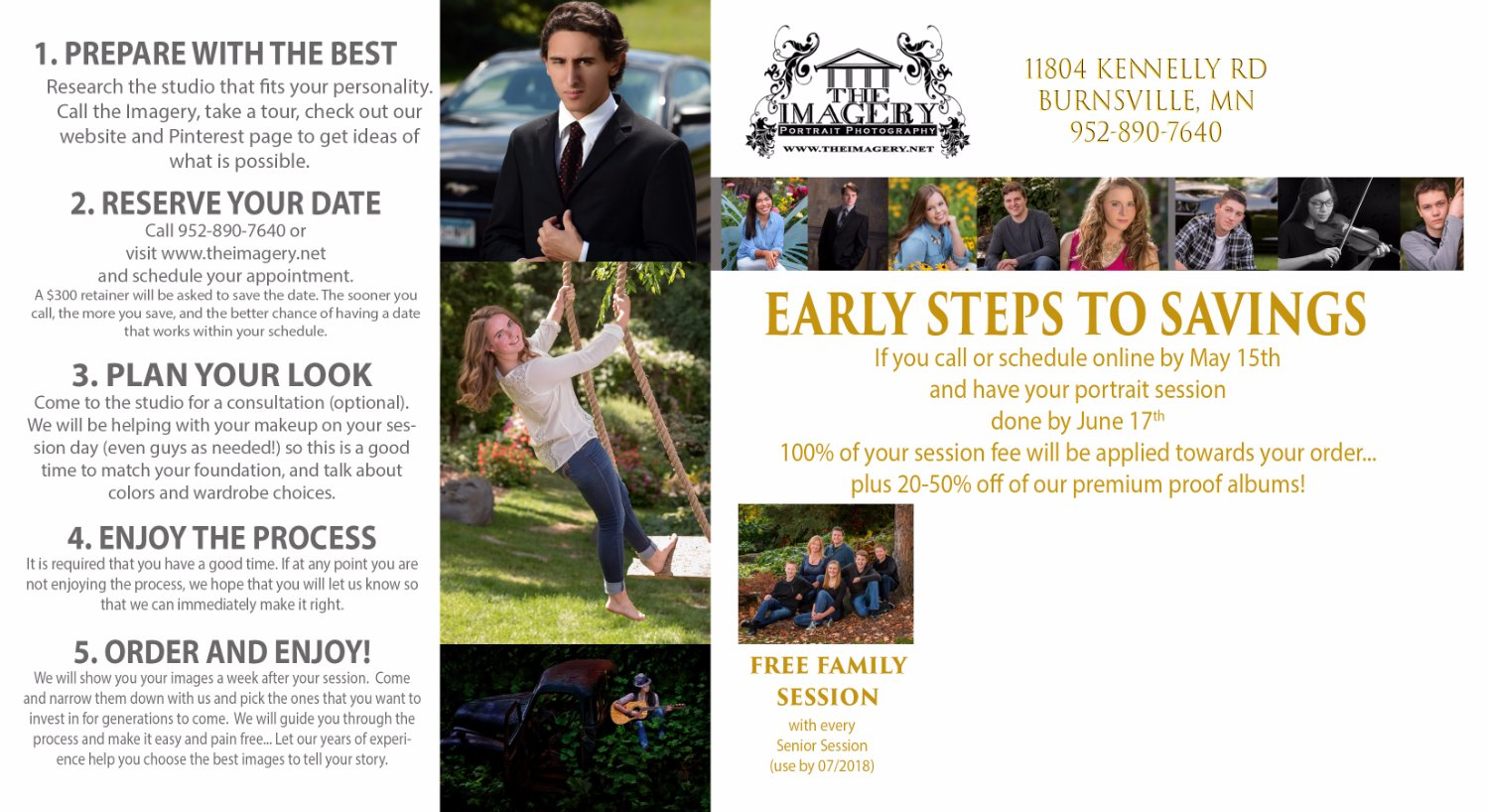 5 Simple Steps to Planning your Senior Pictures - The Imagery