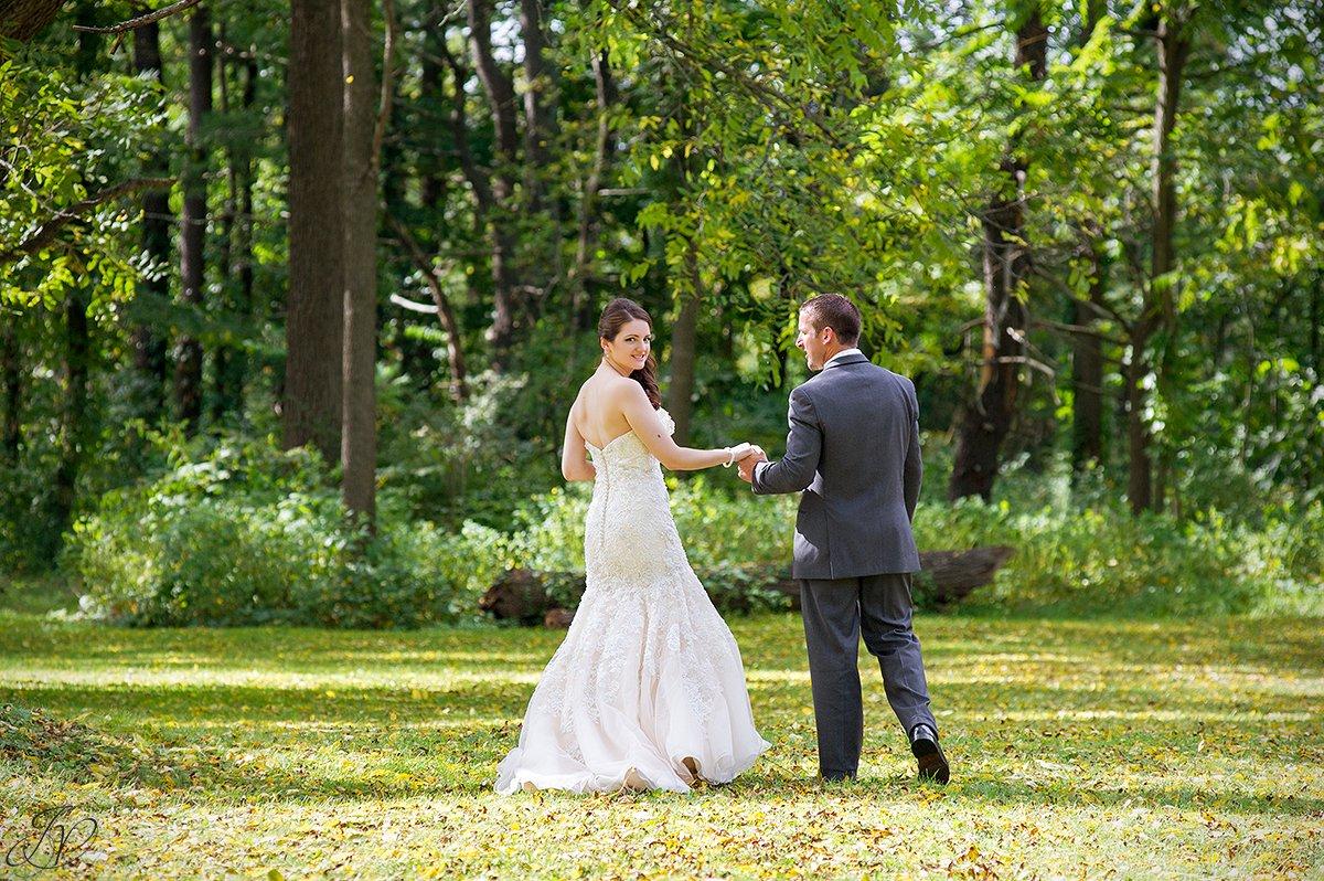groom adoring his bride