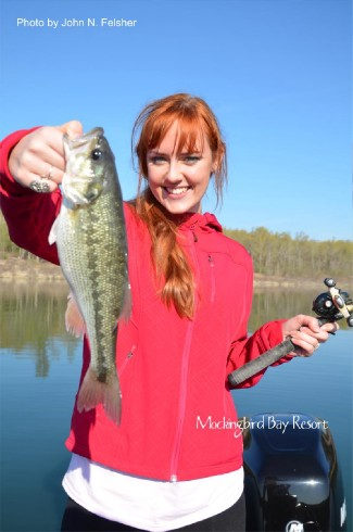 Kentucky Bass by Valory