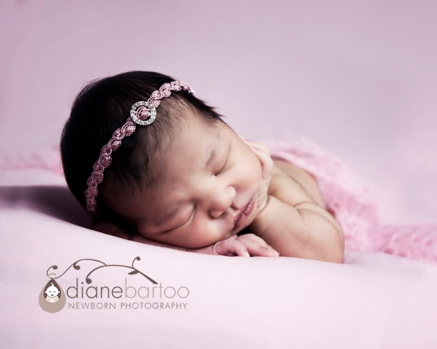 newborn girl pictures riverside