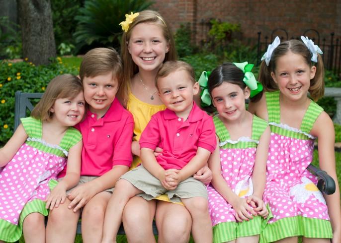 Cousin Camp / Houston Family Photographer