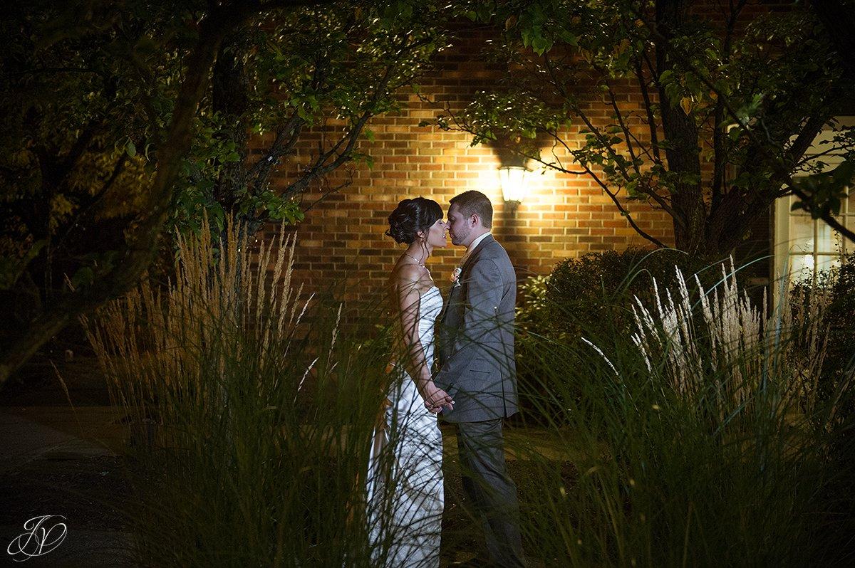 wedding night shots, unique bride and groom night photos