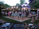 Outdoor Cafe Lighting by Metropolitan DJ / Lighting in Grant, Alabama