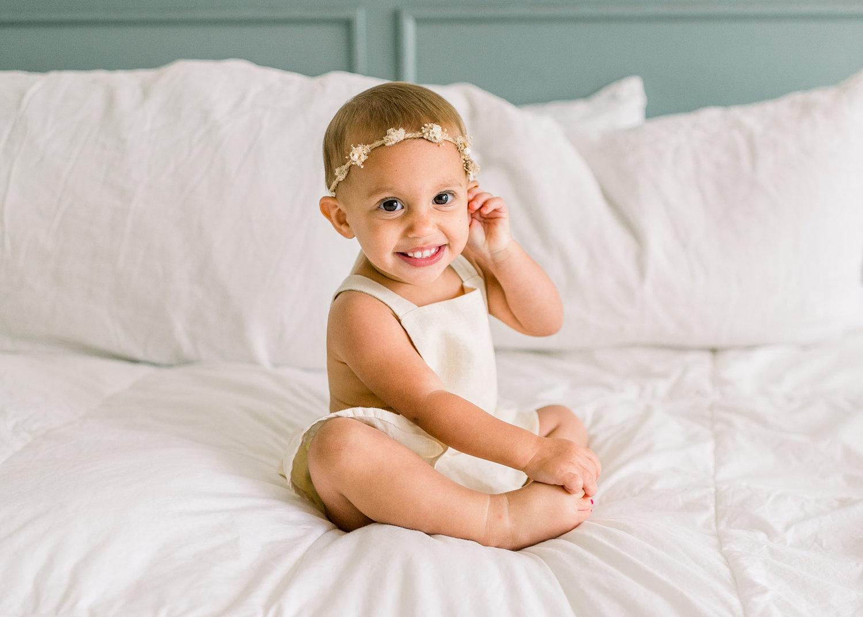 15 month baby session, motherhood session at home, James Vincent Design Co., Ryaphotos