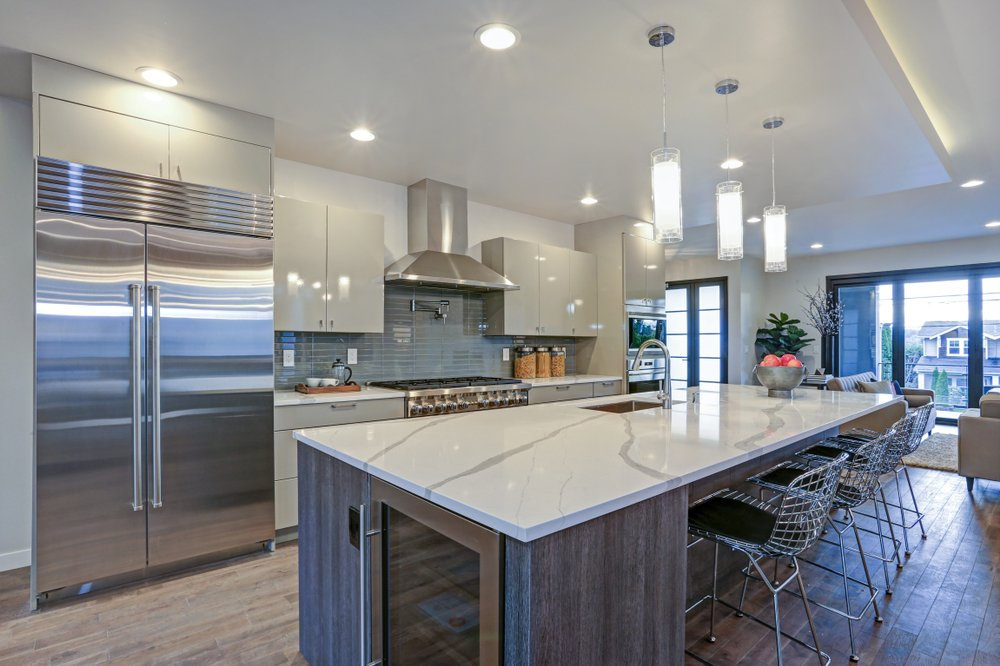 The Top Reasons To Install A Custom Kitchen Greenwood Cabinets Stone Littleton Centennial Co