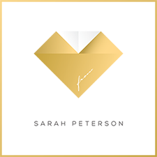 Love from Sarah Peterson